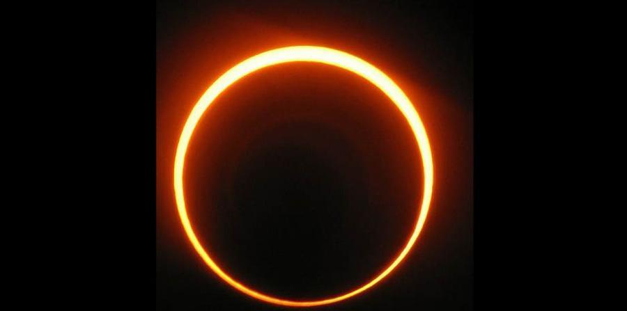 eclipses solares anulares en Puerto Rico