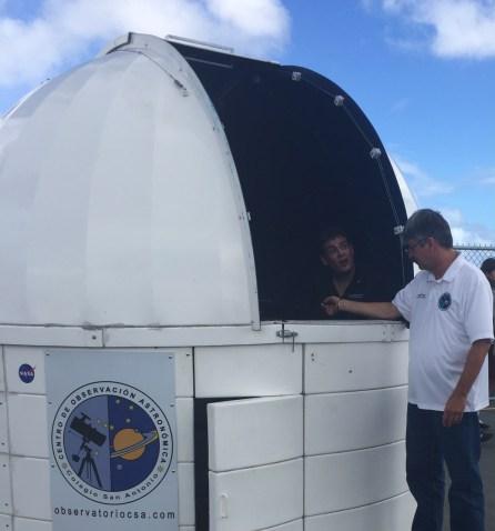 Centro de Observacion Astronomica de Puerto Rico