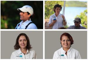 Mujeres apasionadas con la conservacion de la naturaleza