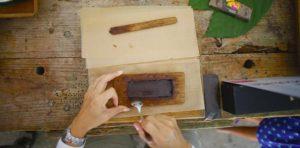 proceso de confeccion del chocolate