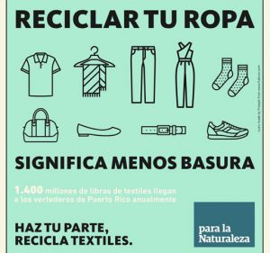 Reciclar tu ropa