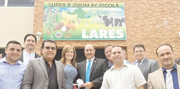 primera Super Region Agricola en Lares