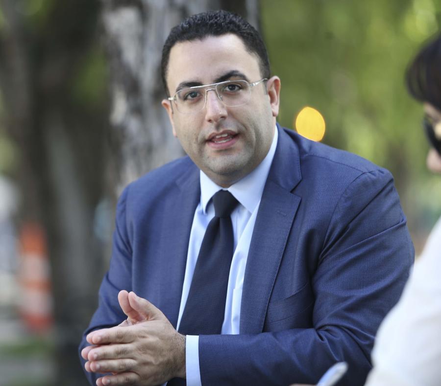 director ejecutivo CTPR Jose Izquierdo