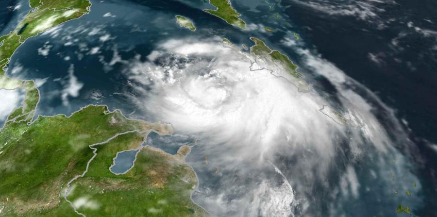 huracanes en la cuenca atlantica