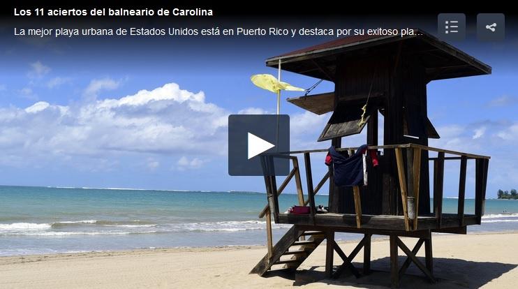 playas modelo puerto rico
