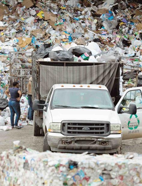 recogido de basura