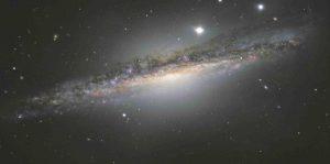 via lactea galaxia
