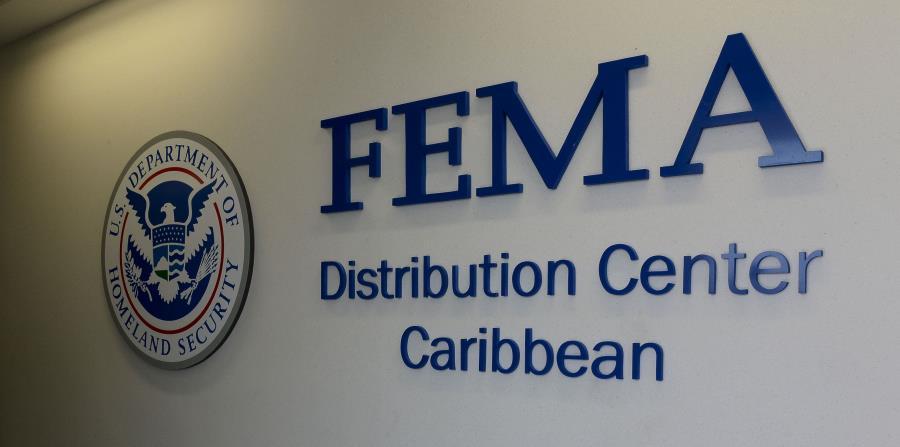 fondos de FEMA