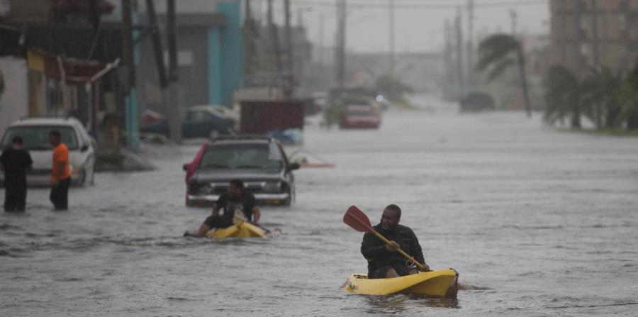 mapas de las zonas inundables