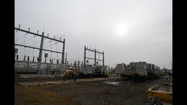turbinas en Palo Seco