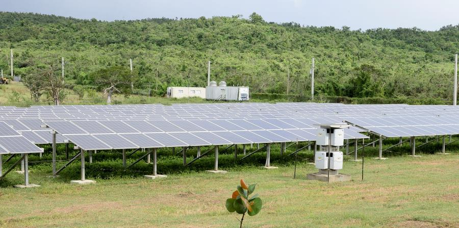 AAA en Culebra sistema de energia renovable