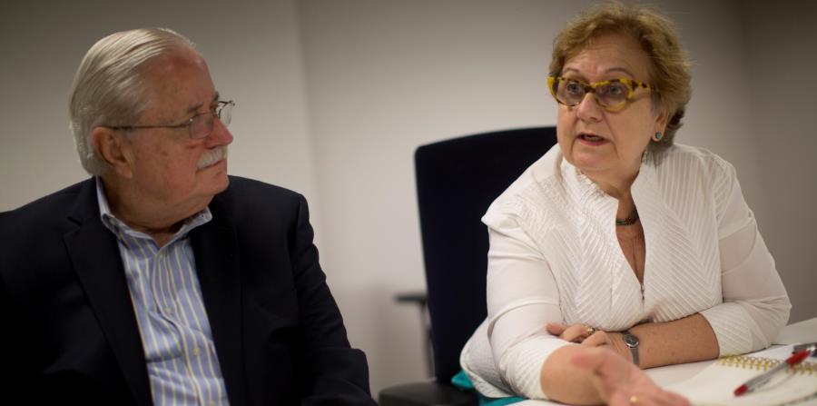Red de Fundaciones Rafael Cortes y Janice Petrovich
