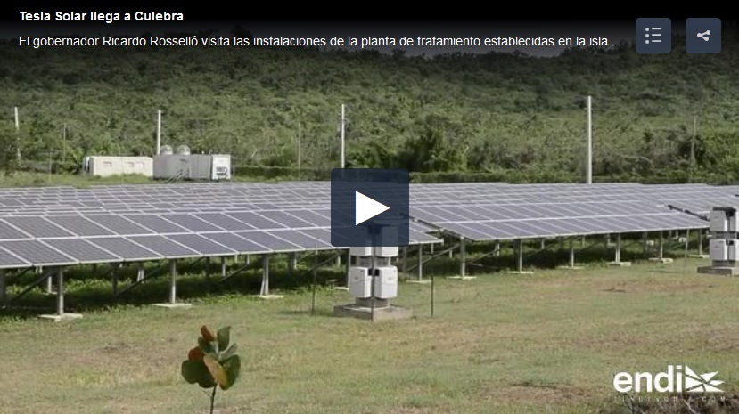 Vieques y Culebra energia renovable