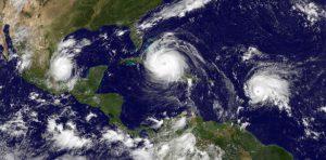 huracanes 2017