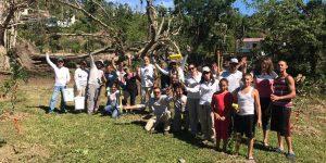 voluntarios de Para La Naturaleza