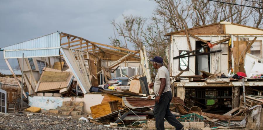 casas perdidas huracan Maria