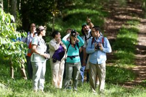 recorridos y actividades de Para La Naturaleza