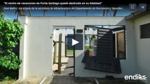 centro de vacaciones Punta Santiago