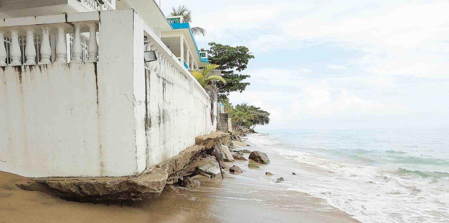 erosion costera agravada