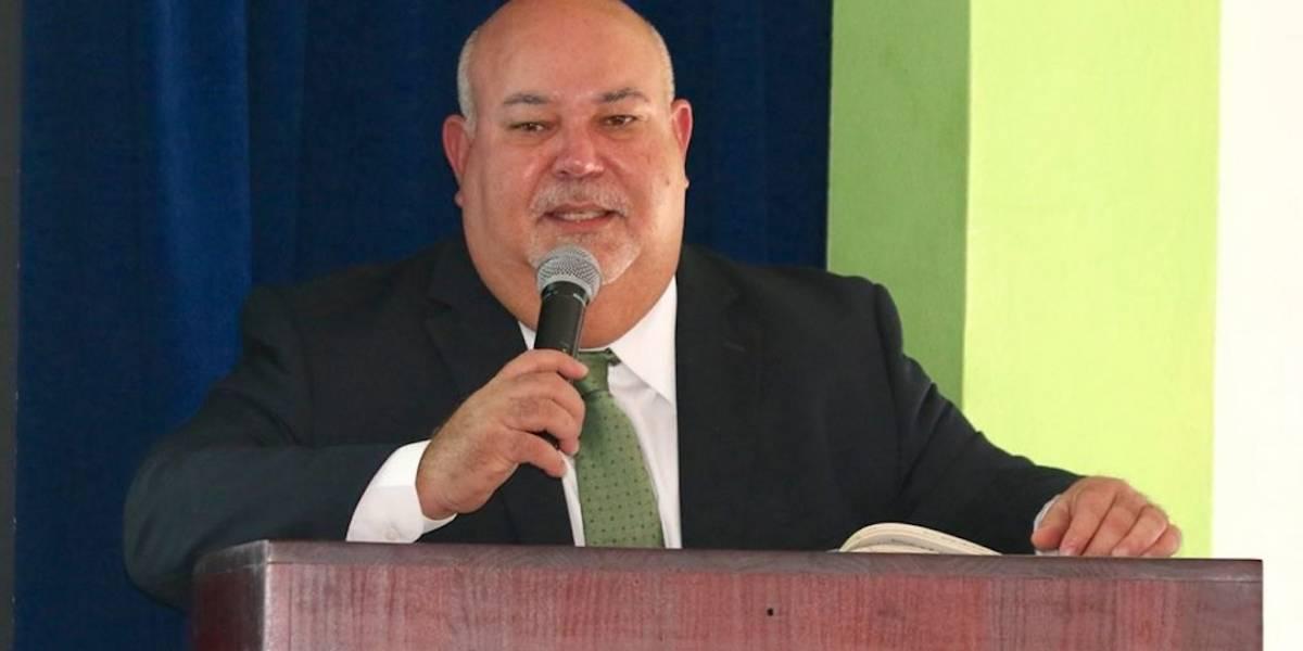 Carlos Johnny Mendez Nunez
