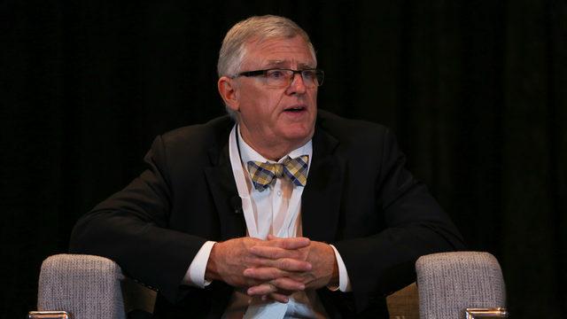 George Joyner Comisionado de Finanzas de Puerto Rico
