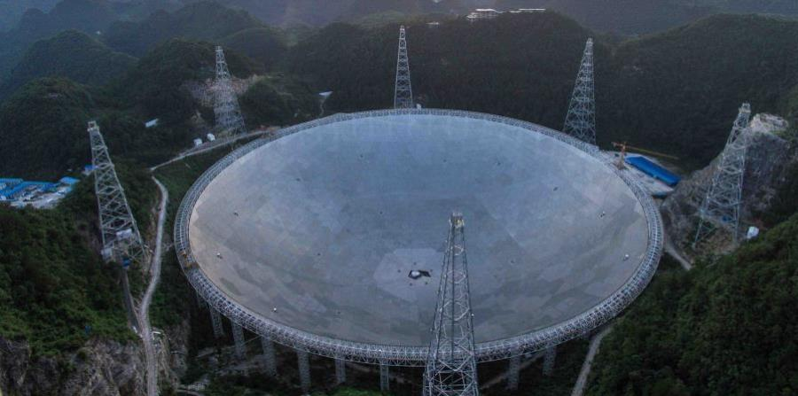 radiotelescopio chino