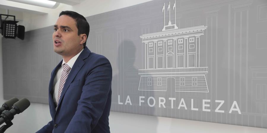secretario de Asuntos Publicos de La Fortaleza