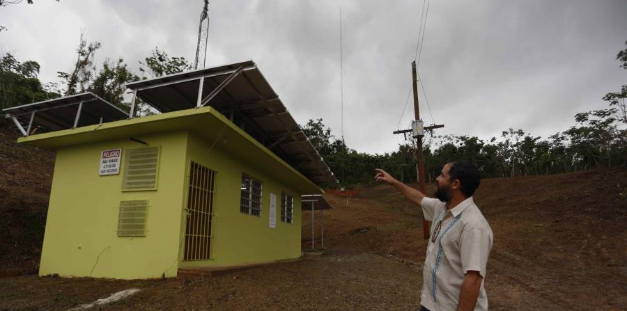 comunidad Casa Pueblo Puerto Rico