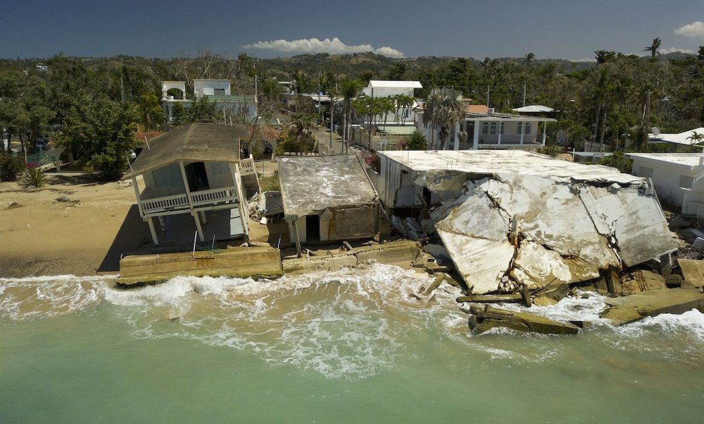 desastre Huracan