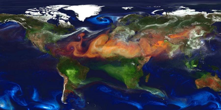 planeta cambio climatico