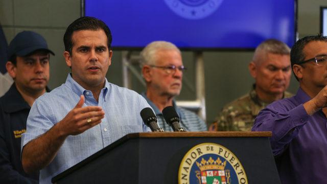CP COE Gobernador Puerto Rico