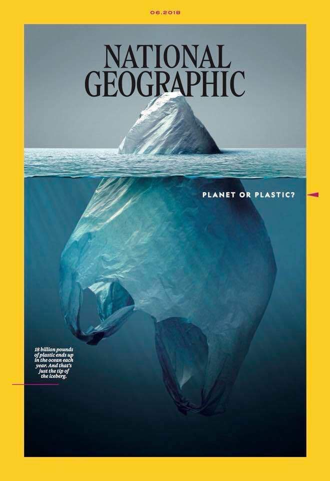 National Geographic Chilling Warning About Plastics