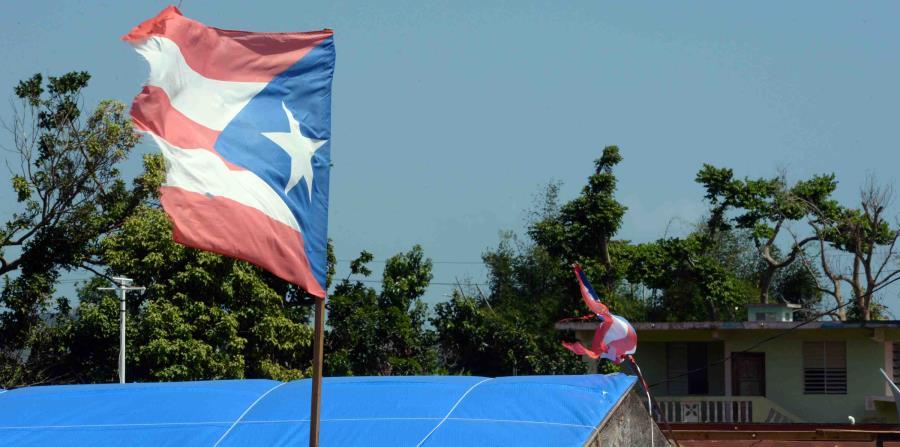 Puerto Rico huracan Maria