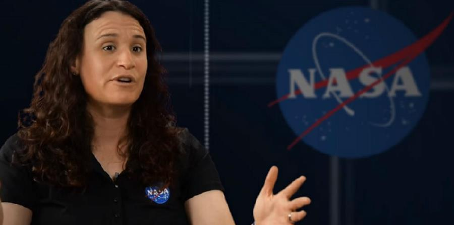 Serena Auñón astronauta cubana