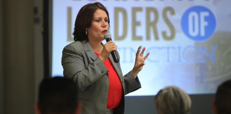 Wilda Diaz alcaldesa boricua de Perth Amboy pueblo costero de Nueva Jersey