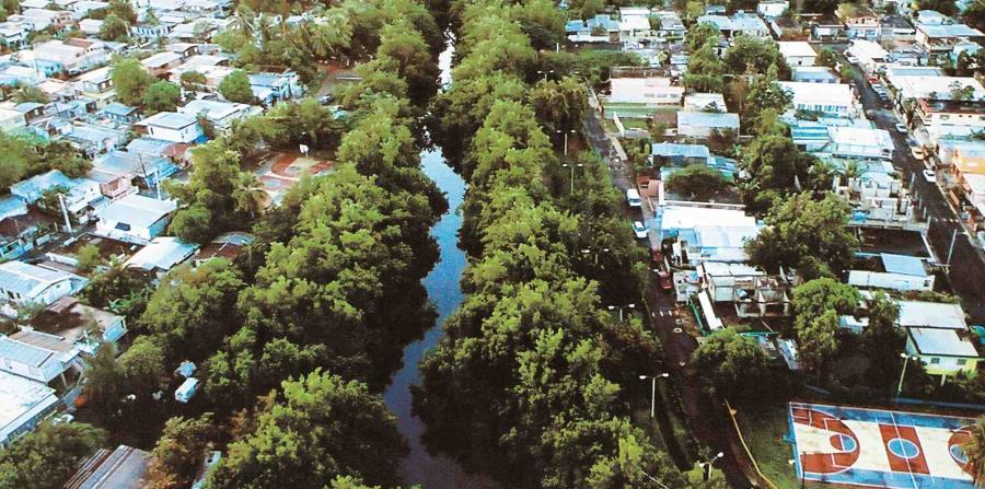 comunidades aledanas al Cano Martin Pena