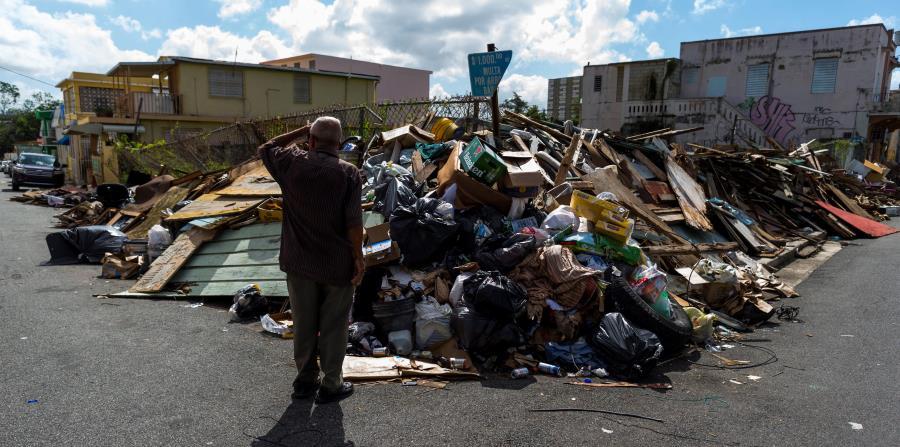 generacion y acumulacion excesiva de desechos basura