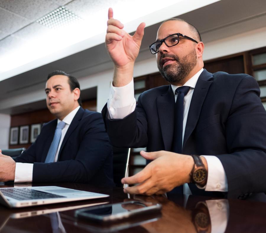 secretario Desarrollo Economico y Comercio Manuel Laboy