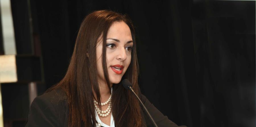 Tania Vazquez Rivera secretaria del DRNA