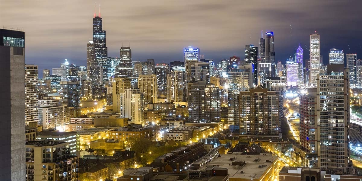 Top 10 Brightest Cities