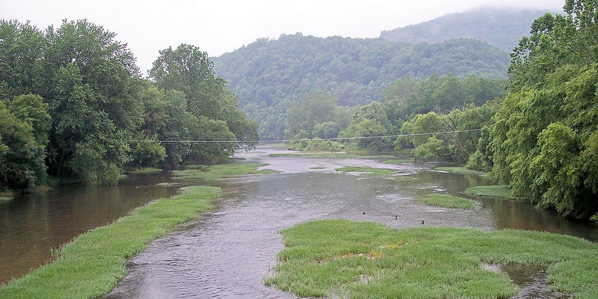 West Virginia Streams and Wetlands