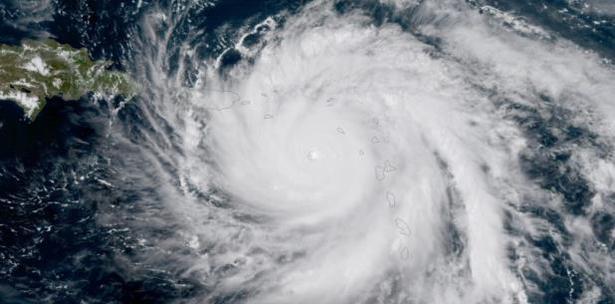 huracan Maria calentamiento global