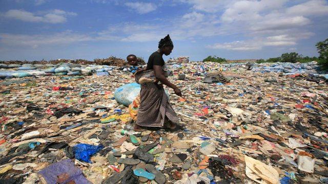 plastico basurero