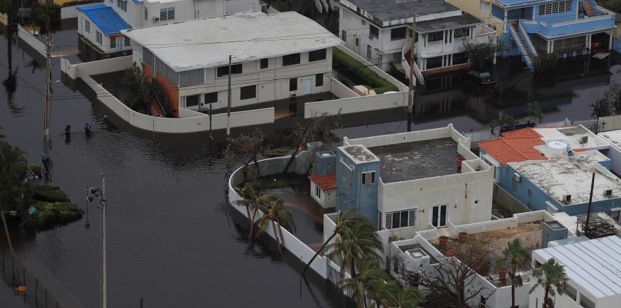 zonas inundables Puerto Rico