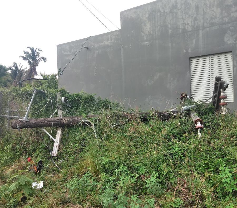 Centro Comunal Hucares en Naguabo