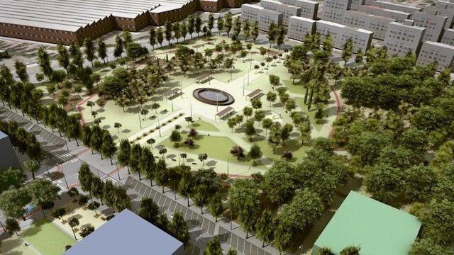 Proyecto del Parque de los Ingenieros