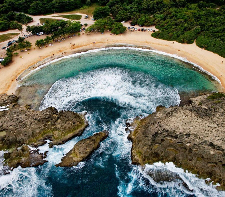 Reserva Natural Punta Petrona Puerto Rico