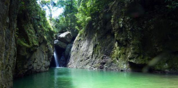 cañón San Cristóbal