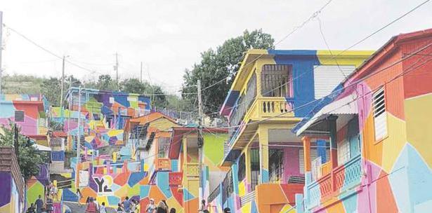 calles de Yauco ARTE PARA UNIR