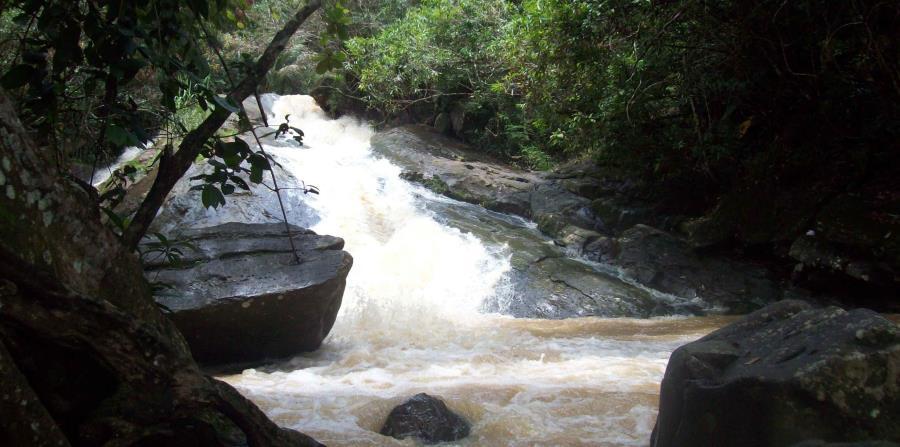cascada Las Paylas en Luquillo